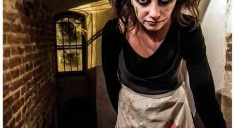 RAMBURES Elle va terroriser les visiteurs du château pour Halloween | Actualité des monuments historiques en France | Scoop.it