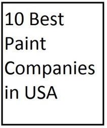 10 Best Paint Companies in USA | Paint | Scoop.it