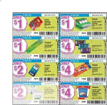 Multi Ink Packs For Your Printer With Online Coupons | Online Shopping-Online Coupons | Staples Coupons for Office Furniture | Scoop.it
