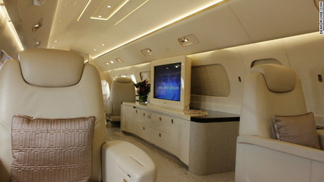 Private jet makers look to Asia for growth - CNN.com   AIR CHARTER NEWS   Scoop.it