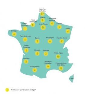 Politique de la ville : la liste des 200 quartiers ANRU diffusée - Moniteur | urbanisme aménagement en SSD | Scoop.it