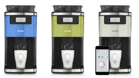 Grind and brew the perfect coffee from your smart device | Best Grind and Brew Coffee Maker | Scoop.it