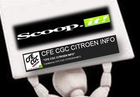 CFE CGC CITROEN INFO