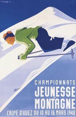 « Le ski doit beaucoup à Pétain » - La Voix des Allobroges | monitrices de ski et moniteurs | Scoop.it