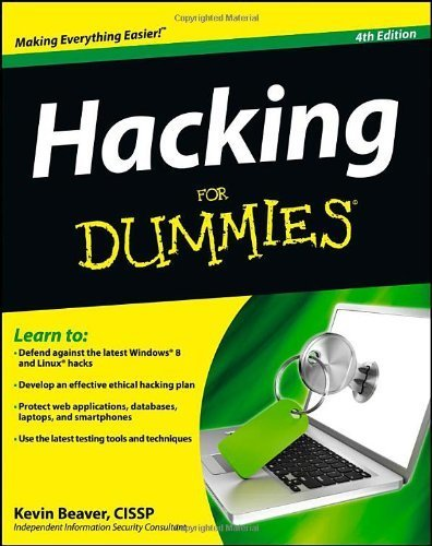 Hacking For Dummies By : Kevin Beaver | Ebook Store | Scoop.it
