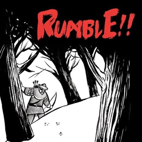 RumblE!! @Rumbleeditorial una revista de Cómic e Ilustración gratuita gestada en la @upvehu @Rumbleeditorial ~ #PedaLógica por @alaznegonzalez | Pedalogica: educación y TIC | Scoop.it