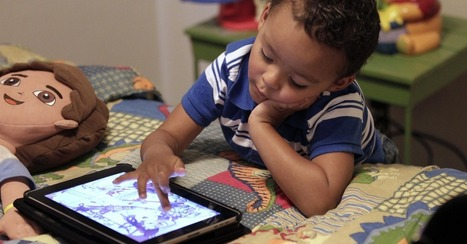 Is It Possible to Shield My Baby From Technology? | easytech | Scoop.it