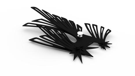 Projet Phoenix: fruit d'une collaboration entre le FashionLab et Julien Fournié | FashionLab | Scoop.it