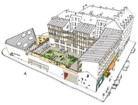 Habitat intergénérationnel, plus qu'une colocation ! | architecture verte | Scoop.it