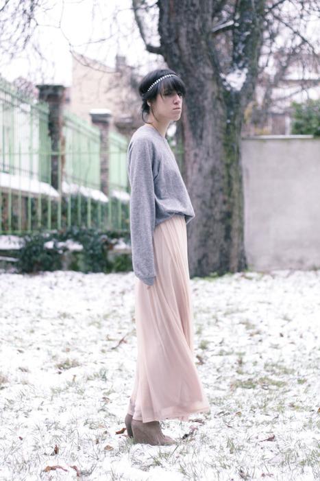 Adeline Rapon: Classique.   Street Style   Scoop.it