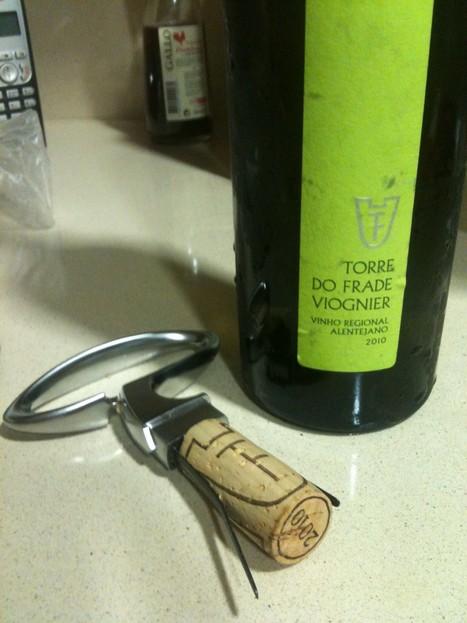 E para subir (ainda mais) o nível, o segundo #vinhodanoite é um extraordinário @torredofrade Viognier | #vinhodanoite | Scoop.it