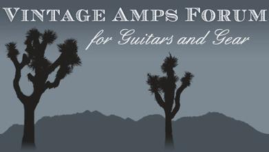 Vintage Amps Bulletin Board • View forum - Vox | Vox Amplification | Scoop.it