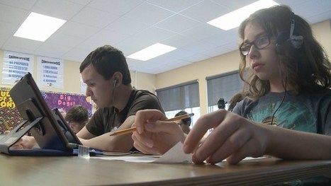 Homework a thing of the past as district   Flipping good   Scoop.it