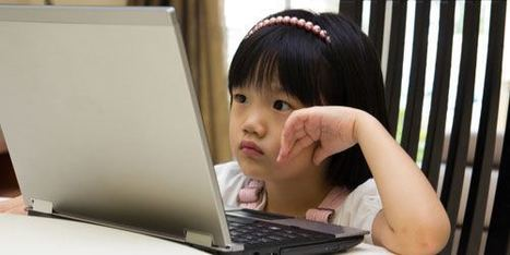 Facebook : 4% des enfants inscrits n'ont pas encore 6 ans | Terrafemina | au cul du c@mion | Scoop.it