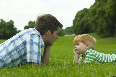 Father's Day Quotes: Words Of Wisdom About Being A Dad - Huffington Post UK | Life is beautiful | Scoop.it