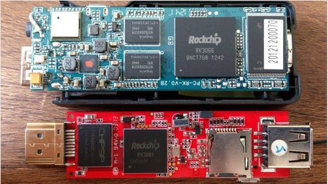 Risun D05 is an Android TV Stick Powered by Rockchip RK3068 SoC | Embedded Systems News | Scoop.it