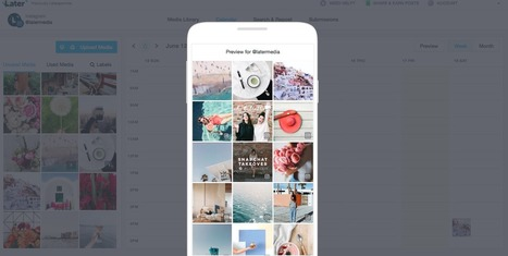 3 Steps to Planning the Perfect Instagram Feed for Business | Public Relations & Social Media Insight | Scoop.it