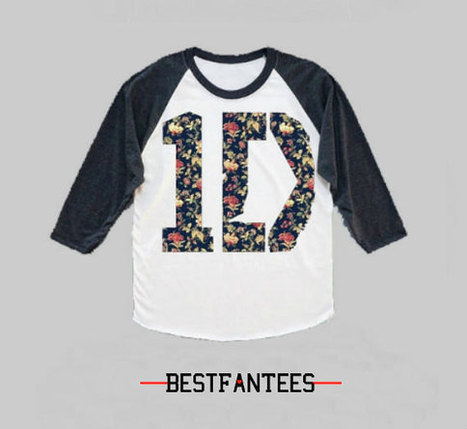 One Direction Long Sleeve Shirt 060 | New Collection | Scoop.it