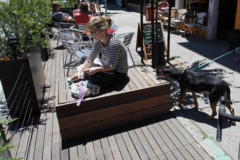 Parklets: The Next Big Tiny Idea in Urban Planning | green streets | Scoop.it