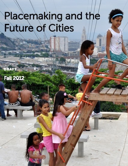 Project for Public Spaces   Placemaking and the Future of Cities   Urban Life   Scoop.it