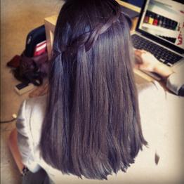 23 Five-Minute Hairstyles For Busy Mornings | Vlasy, kozmetika, beauty | Scoop.it