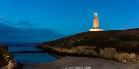 Torre de Hércules : A Coruña, el faro y la leyenda   mochilero   Scoop.it