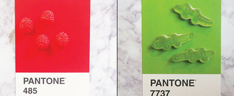 This Instagram Account Adds A Sweet Twist To Pantone Swatches | Now that's creative! | Scoop.it