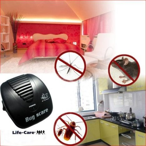 GoMy8466 - 【第四代】黑貓全自動頻率掃描超音波驅鼠器/驅蟲器 (買2送一專案) 網路價:1299 - GoBest 量販店 | 就是要台灣製造 | Scoop.it