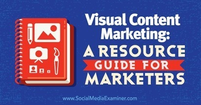 Visual Content Marketing: A Resource Guide for Marketers | Pinterest | Scoop.it