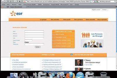Faits-Divers- Un nouveau phishing pirate le site d'EDF | facture électricité | Scoop.it