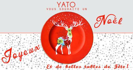 YATO vous souhaite un joyeux Noël ! | Kasavox | Kasavox » 1er réseau social de l'Habitat | Scoop.it