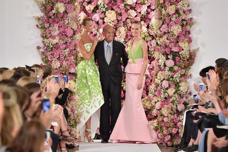 Friends Across the Fashion World Remember Oscar de la Renta - Wall Street Journal (blog) | CLOVER ENTERPRISES ''THE ENTERTAINMENT OF CHOICE'' | Scoop.it