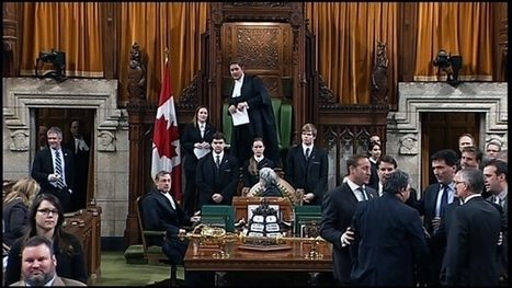 Pandemonium in Parliament: A history of confrontations in the House of Commons | Civics | Scoop.it