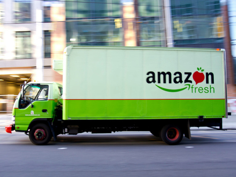 Amazon could have 2,000 grocery stores | FierceRetail | online grocery delivery | Scoop.it