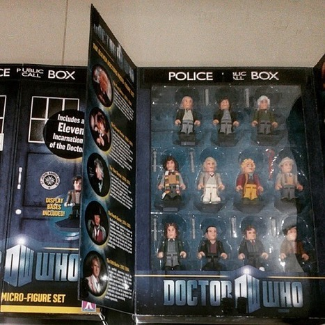 Geek-toys - Timeline Photos   Facebook   In the name of the Doctor   Scoop.it