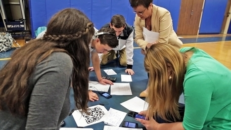 Making Connections Through Rigor, Relevance, and Relationships | Hampton High School Case Study | Edutopia.org | Digital Media Literacy + Cyber Arts + Performance Centers Connected to Fiber Networks | Scoop.it