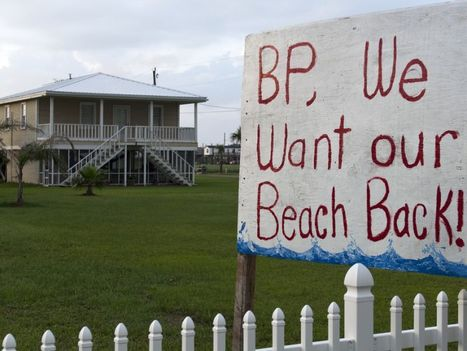 Is the BP Criminal Settlement Enough?   Coffee Party News   Scoop.it