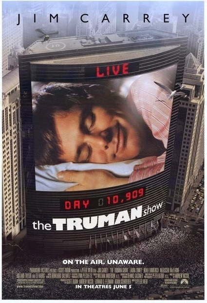"""Stories: """"The Truman Show"""" di Peter Weir 