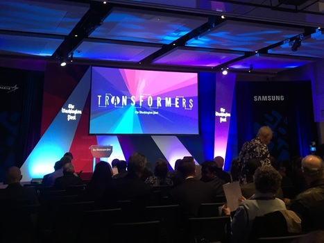 How to Watch Jeff Bezos' Transformers Conference Today | More Commercial Space News | Scoop.it