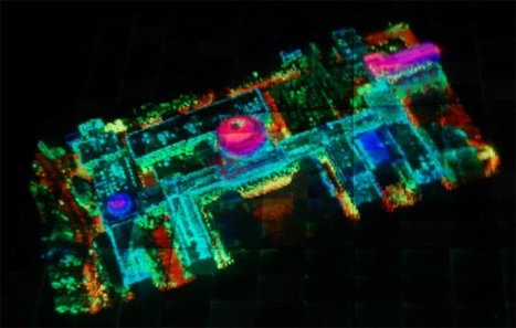 El futuro de la cartografía: crean mapa holográfico | Geoprocessing | Scoop.it