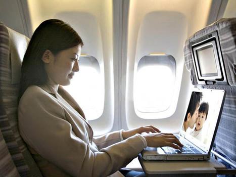 Qatar propose Internet sur tous ses avions - Air-Journal   Faire du Web3 l'Internet de demain   Scoop.it