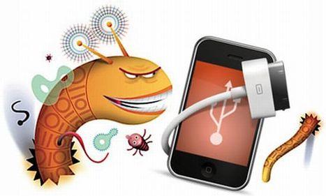 ALERTE : Un virus Windows dans une application iPhone | Sécurité de l'informatique | Scoop.it