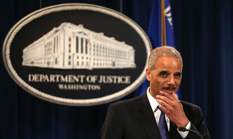 Holder Defends Justice Department in Journalists' Records Seizure | Gov & Law Current Events!! | Scoop.it