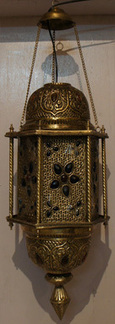 Antique Brass Ceiling Lamps Online   Indian shaily crafts   Scoop.it