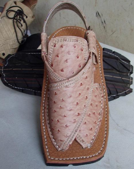 Balochi Makran Sandals | Handmade Shoes | Scoop.it