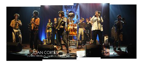 ORCHESTRE INTERNATIONAL DU VETEX / XUT DE VITALITAT (Vic, 14-09-2012) per Joan Cortès | JAZZ I FOTOGRAFIA | Scoop.it
