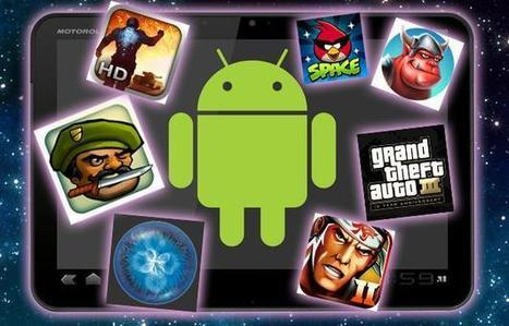 Top Class Android, iPhone, Windows Phone and iPad Games | Android Discussions | Scoop.it