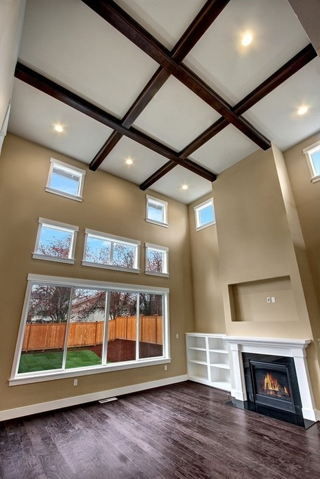 What Homebuyers Want: High Ceilings | Seattle New Homes | Scoop.it