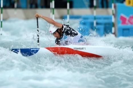 L'or et l'argent pour Galasport en canoë C1 aux JO de Londres 2012.   Le canoë-kayak SLALOM avec PadL   Scoop.it