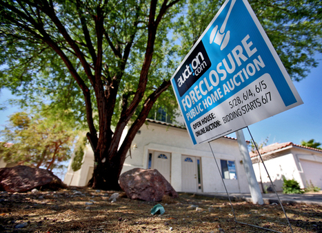 Distressed-sales figures sully otherwise healthy housing indicators | Las Vegas Real Estate | Scoop.it